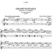 Fantasia-Klav.4Hdg - 1