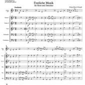 Festl Musik Hrn+Str 1