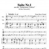 Suite Nr 1 1