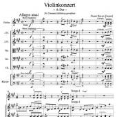 Violinkonz A 1